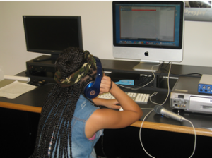 Student radio at Buffalo Public Schools