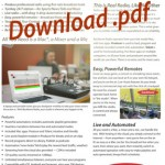 Backbone Radio Data Sheet Image Download Now