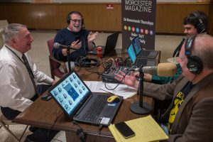 Backbone powers community radio